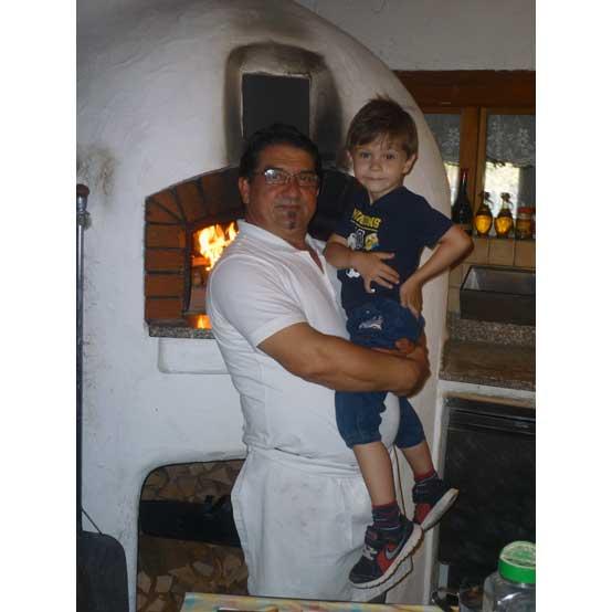 Domenico und Simon